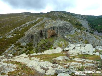 Sierra Alto Rey - Peña Mediodía; madrid senderismo; grupos de trekking;viajar solo